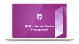 Remote device management software