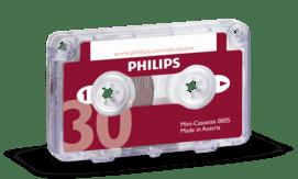 PocketMemo mini cassette